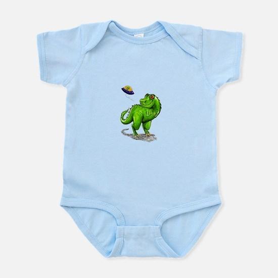 Extinction Level Event Infant Bodysuit