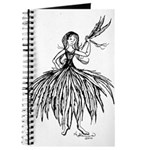 I Feel Feather Light Journal