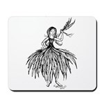 I Feel Feather Light Mousepad