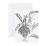 I Got Plumes Character Greeting Cards (Pk of 10)