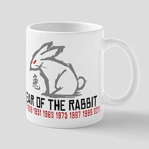 Years of The Rabbit Mug