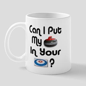 Can I Put My Rock in Your Hou Mug