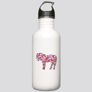 The Original Heart Horse Stainless Water Bottle 1.