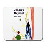 Jason's Crystal Mousepad