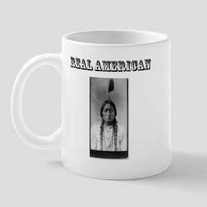 """""""Real American"""" Mug"""