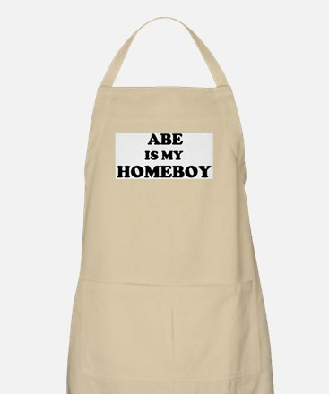 Abe Is My Homeboy BBQ Apron