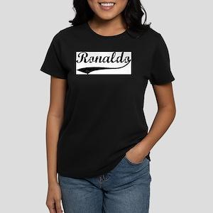 Vintage: Ronaldo Ash Grey T-Shirt