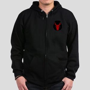 Red Bull Zip Hoodie (Dark)