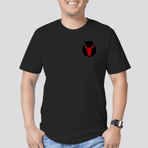 Red Bull Men's Fitted T-Shirt (dark)