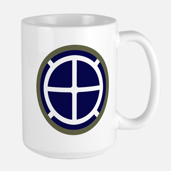 Santa Fe Large Mug