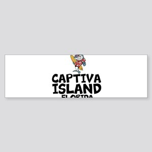 Captiva Island, Florida Bumper Sticker