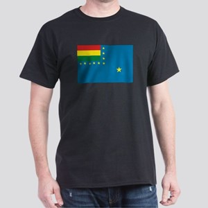 Bolivia Naval Ensign Dark T-Shirt