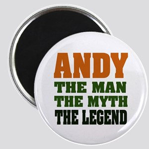 ANDY - The Legend Magnet