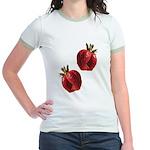 Strawberries Jr. Ringer T-Shirt