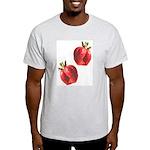Strawberries Ash Grey T-Shirt
