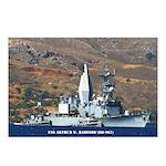 USS ARTHUR W. RADFORD Postcards (Package of 8)