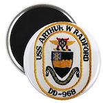 USS ARTHUR W. RADFORD Magnet