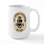 USS ARTHUR W. RADFORD Large Mug