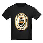 USS ARTHUR W. RADFORD Kids Dark T-Shirt