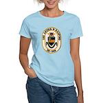 USS ARTHUR W. RADFORD Women's Light T-Shirt