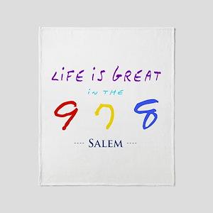 Salem Throw Blanket
