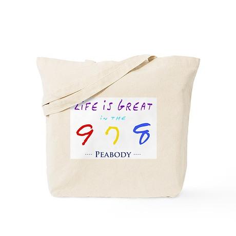 Peabody Tote Bag