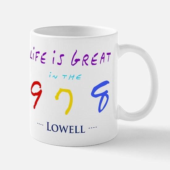 Lowell Mug
