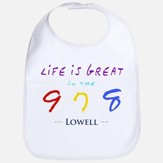 Lowell Bib