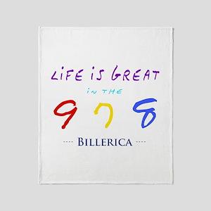 Billerica Throw Blanket