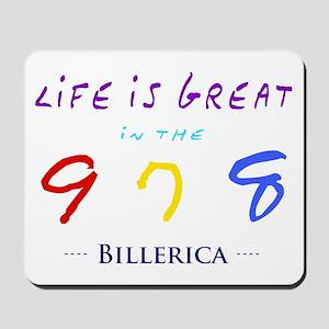 Billerica Mousepad