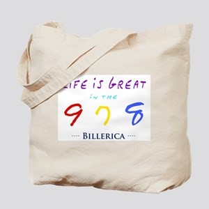 Billerica Tote Bag