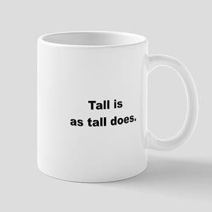 Tall is HR Mugs