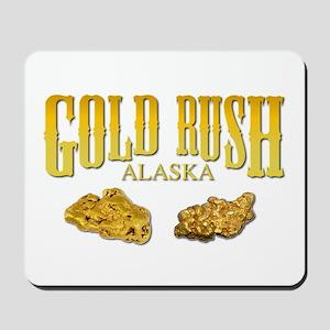Gold Rush Mousepad