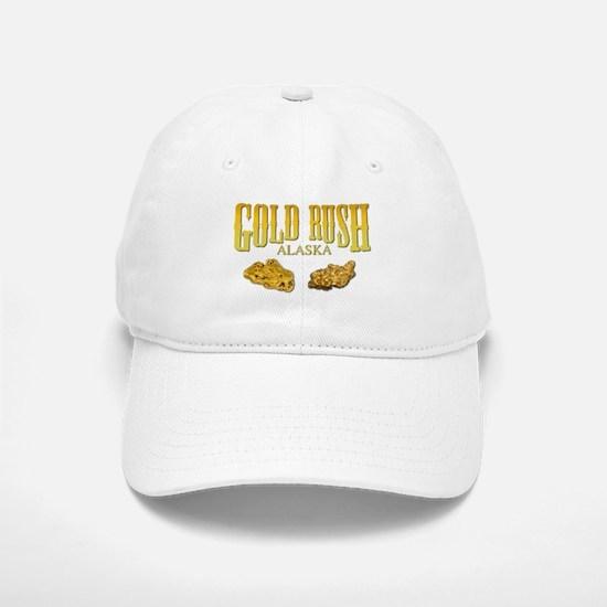 Gold Rush Baseball Baseball Cap