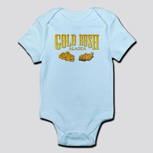 Gold Rush Infant Bodysuit