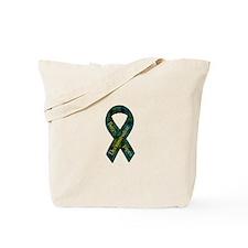 Decriminalize Bagpipes Tote Bag