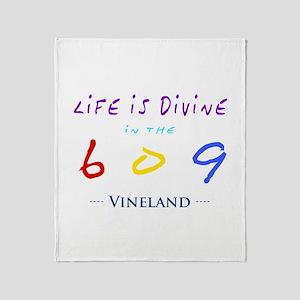 Vineland Throw Blanket