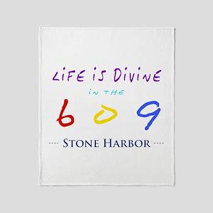 Stone Harbor Throw Blanket