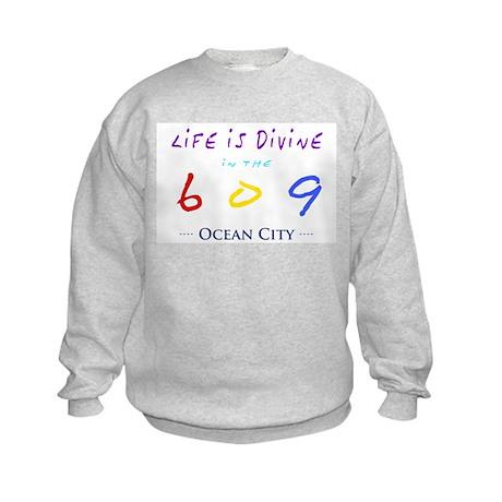 Ocean City Kids Sweatshirt
