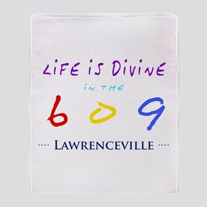 Lawrenceville Throw Blanket