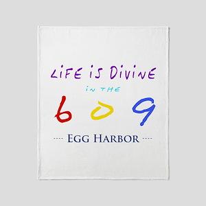 Egg Harbor Throw Blanket