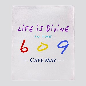 Cape May Throw Blanket