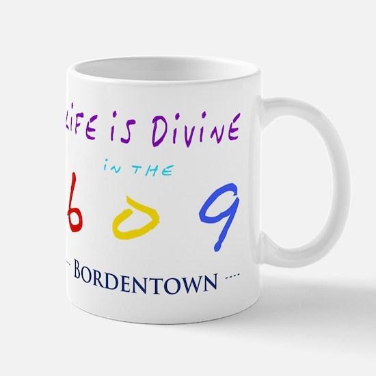 Bordentown Mug