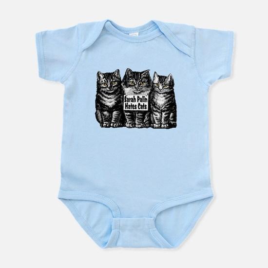 Sarah Hates Us Infant Bodysuit