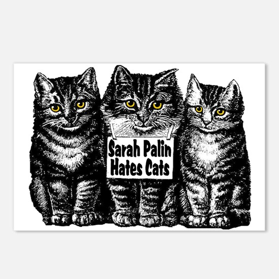 Sarah Hates Us Postcards (Package of 8)