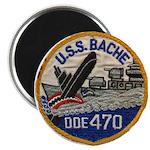 USS BACHE Magnet