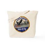 USS BACHE Tote Bag