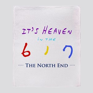 The North End Throw Blanket