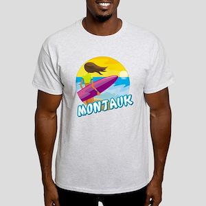 Surf Girl Montauk Light T-Shirt
