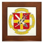 USS BACHE Framed Tile